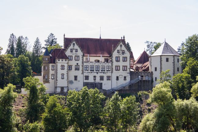 Götzenburg_Jagsthausen_Hintere_Ansicht